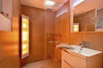Sunshower/Infrarotdusche in jedem Appartement